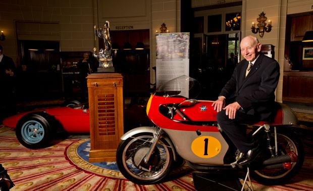 John Surtees' unique achievement
