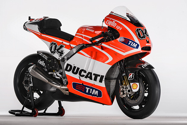 Ducati: it's going to take time