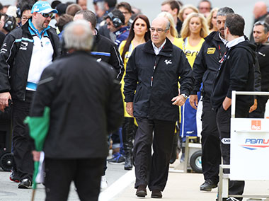 Rules and regs the hot topic in MotoGP