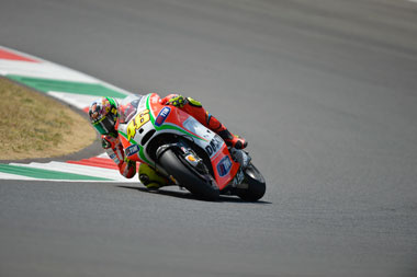 Is Ducati getting there?