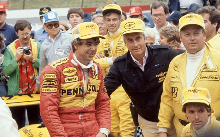 Penske's greatest years