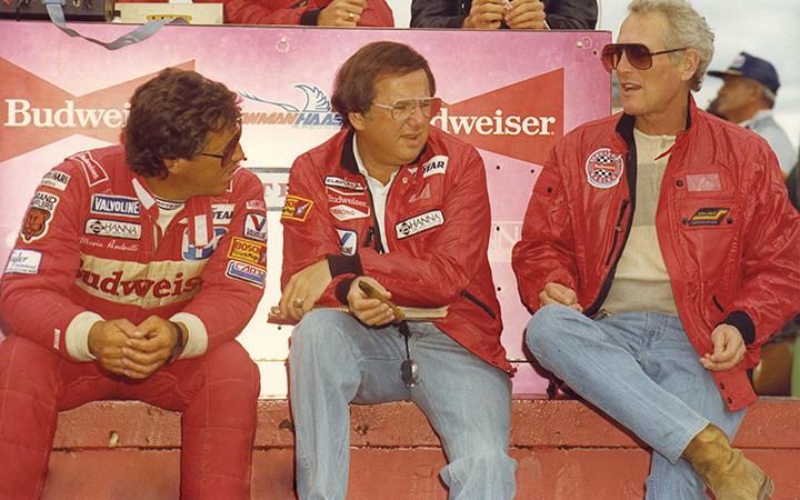 Andretti's 1984 title