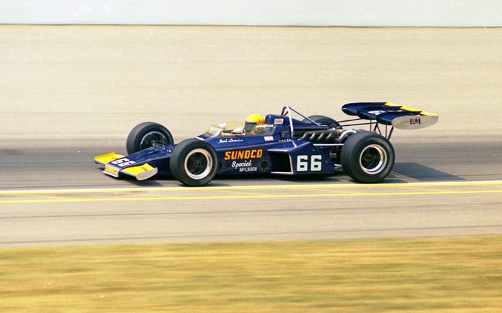Penske's first Indy win
