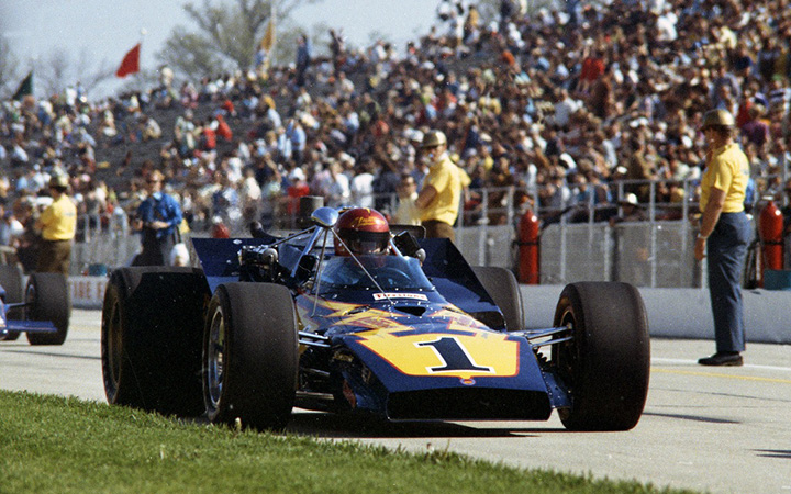 Al Unser on his dominant years and more