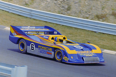 The career of Mark Donohue