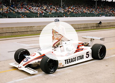Tom Sneva finally wins at Indy, 1983