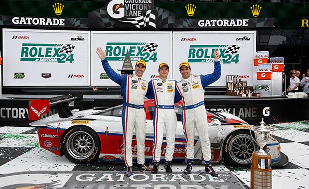Action Express wins Daytona 24 Hours