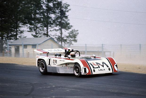 Jackie Stewart's Can-Am season