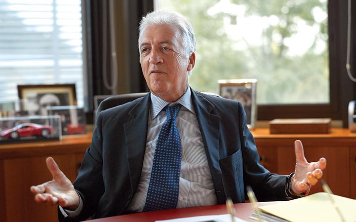 World exclusive interview with Piero Ferrari
