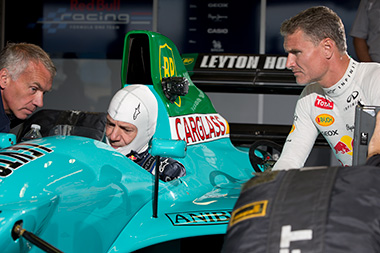 Adrian Newey's F1 evolution
