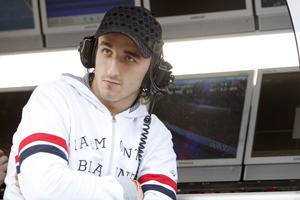 Will Ferrari come calling for Kubica?