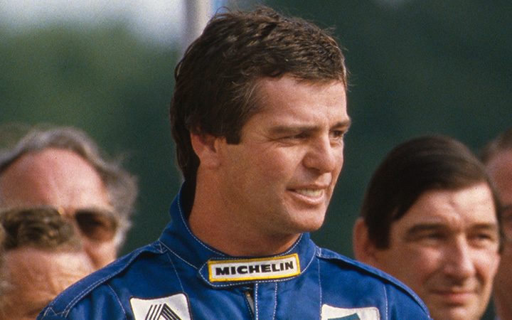 In praise of Derek Warwick