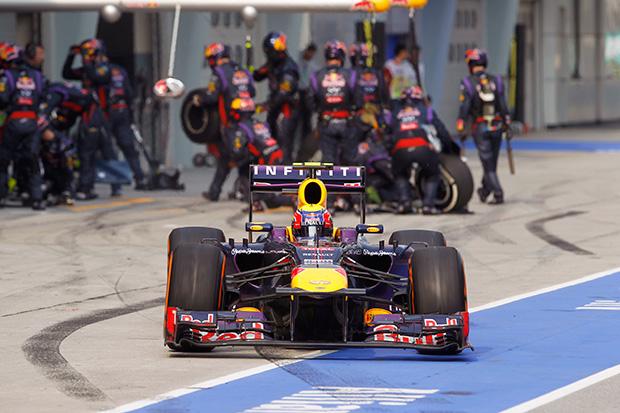 F1 tyres no longer acceptable