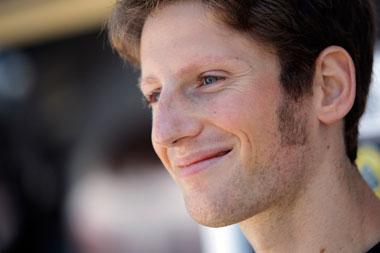 Grosjean relishes Formula 1 return