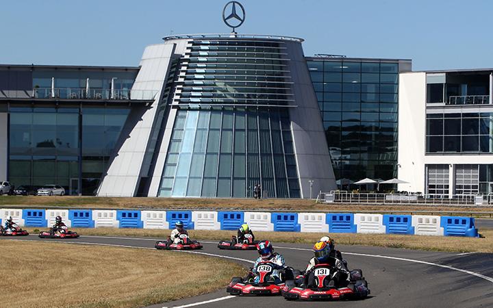 Henry Surtees Foundation Karting Challenge