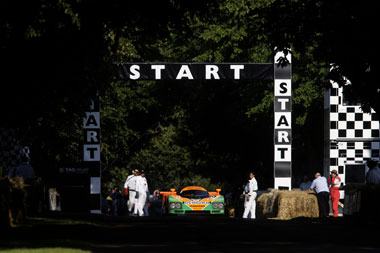 Look out for Steve Tarrant at Goodwood