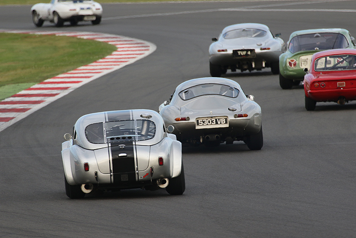 Q and A: historic racing ace Martin O'Connell
