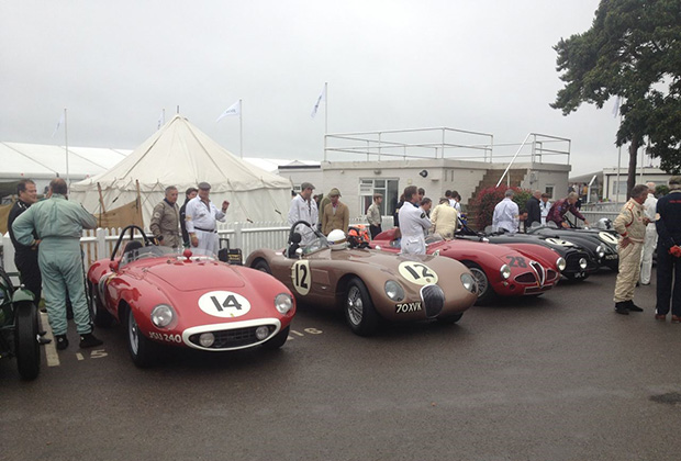 A new meeting at Goodwood