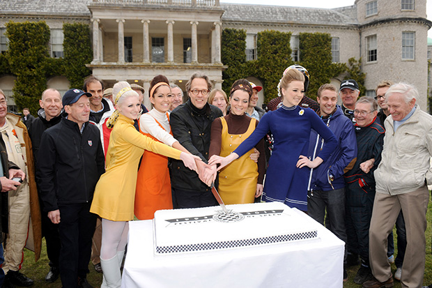 Goodwood sets out plans for 2013