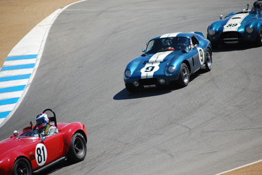 A celebration of Shelby at Monterey