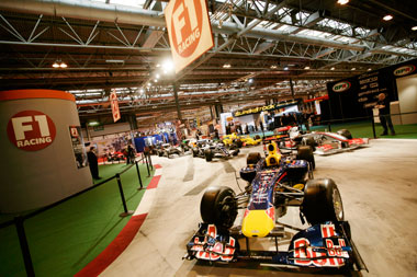 Autosport Show – Thursday 13 January to Sunday 16 January 2011