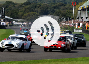 2011 Goodwood Revival podcast