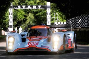Motor Sport Magazine at the Festival of Speed