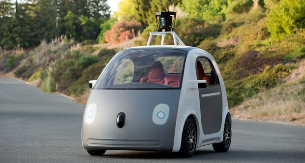 The Google self-drive car