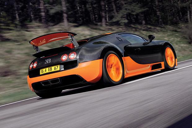 Does top speed still matter?