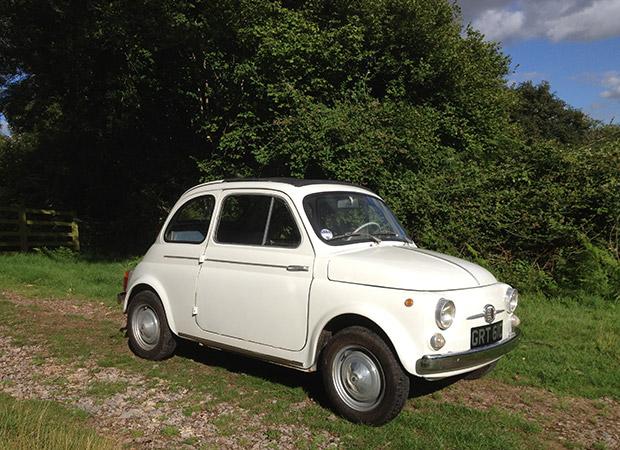 The joys of a 1964 Fiat 500