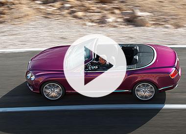 Live: Bentley unveils new GTC Speed