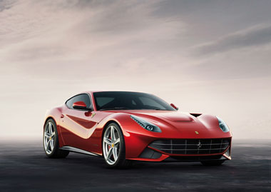 Ferrari's new F12berlinetta