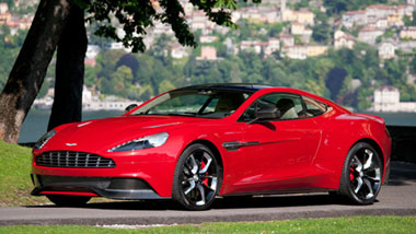 Aston's new start with the AM310