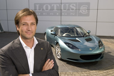 That press release from Lotus Cars