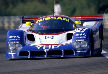 Group C cars to race at the Festival of Speed