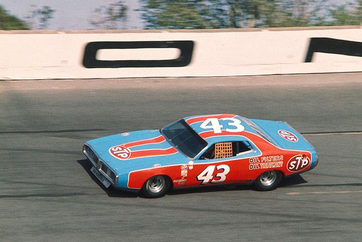 NASCAR legends: Petty to Gordon