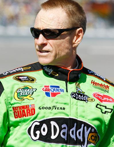 Martin makes his mark at Daytona