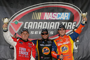 NASCAR has arrived in Canada
