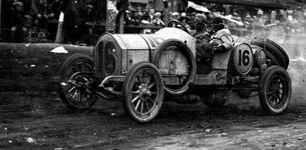 72 – 1910 American GP