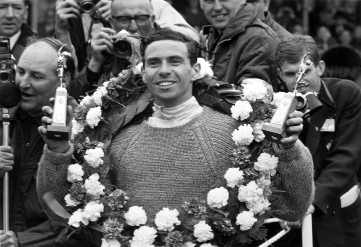 Jim Clark and wins for Prost and Mansell