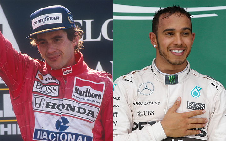 Senna and Hamilton: making sense of the comparisons