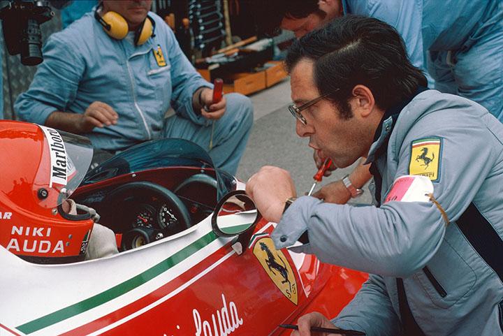 Forghieri vs Murray, Rindt vs Villeneuve