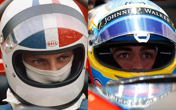 Amon and Alonso