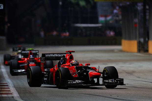 Season review: Marussia