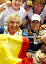 Briatore: F1's sharpest team boss