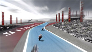Silverstone's new track