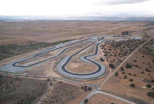 Guadix: a popular drivers' circuit