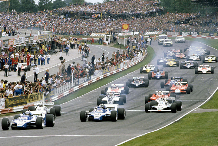 Politics and disrepute – the 1980 British GP
