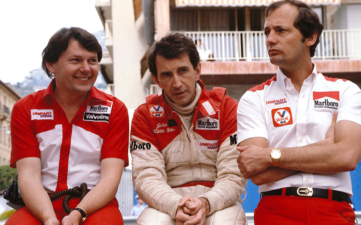 Looking for answers in McLaren's past