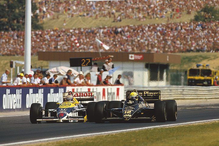 Looking back at the Hungarian Grand Prix